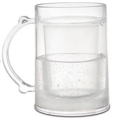lira-brindes - Caneca gel lisa 400ml