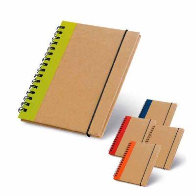 Lira Brindes - Caderno ecológico