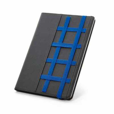 Caderno Personalizado em Couro Sintético