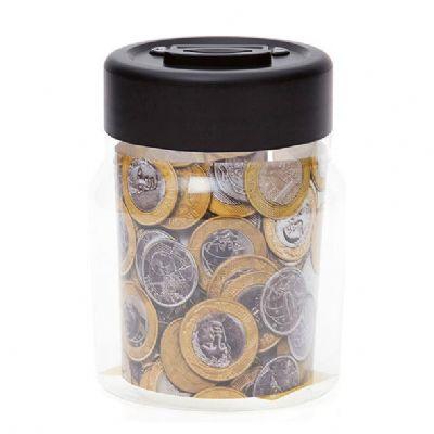 Cofre contador de moedas - Lira Brindes