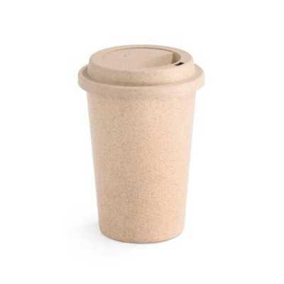 Copo Ecológico Com Tampa Personalizado - 450 ml