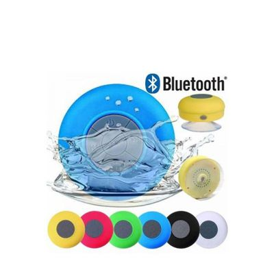 lira-brindes - Caixa de som Bluetooth prova  de água