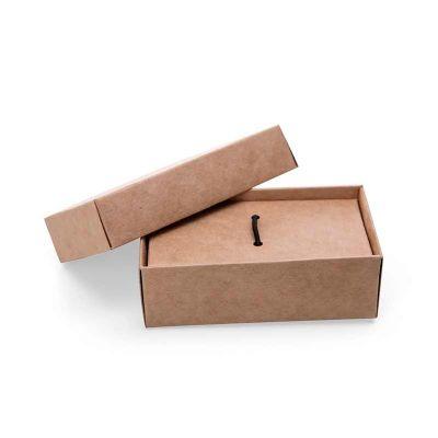 Lira Brindes - Embalagem ecológica para pen drive