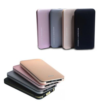 Lira Brindes - Power bank slim Pineng