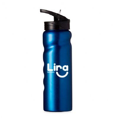 lira-brindes - Squeeze inox alumínio