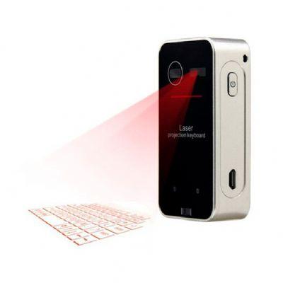 Teclado virtual laser - Lira Brindes