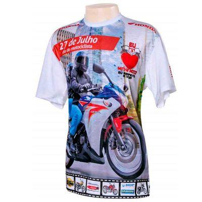 Fabricatto Promocionais - Camiseta em sublimação