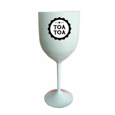 mundo-das-canecas - Taça de Vinho Acrílico 400ml