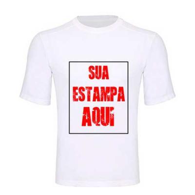 Camiseta Personalizada com estampada. Frases, logotipo da sua empresa e muito mais. - Power Camisetas e Brindes