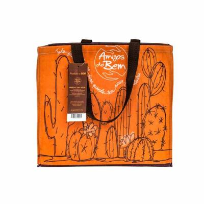 Kit Sacola Ecológica - Brindes Sustentáveis e Solidários