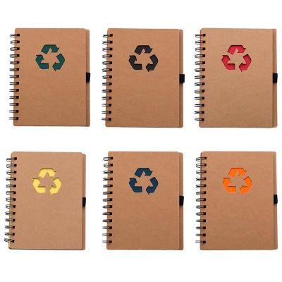 dascan - Bloco de anotações ecológico