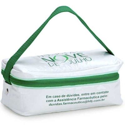 Promarketing Design - Bolsa térmica capacidade,1,5 litros