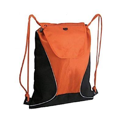 Promarketing Design - Saco mochila com fecho em botão
