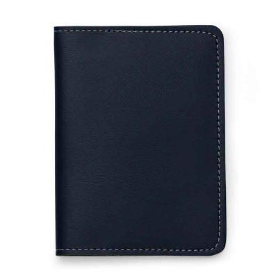 Arena Brindes - Porta passaporte personalizado