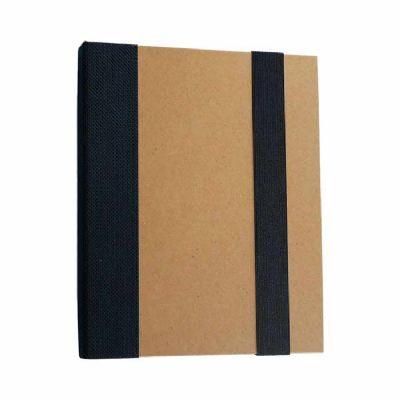 Arena Brindes - Bloco de anotações ecológico com caneta e sticky notes