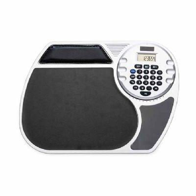 Arena Brindes - Mouse pad com calculadora solar