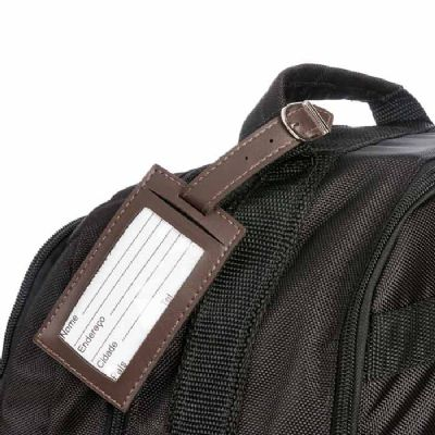 Arena Brindes - Tag identificador de bagagem