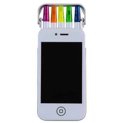 Arena Brindes - Kit marca texto smartphone personalizado