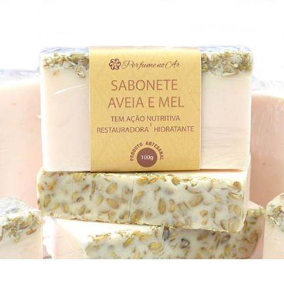 Perfume no Ar - Sabonete natural aveia e mel