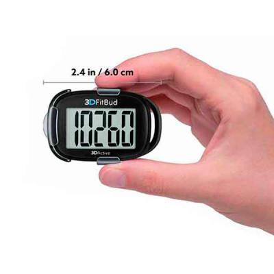 Pequeno e preciso, serve para verificar serve, ajuda a verifica o número de passos em um único dia.
