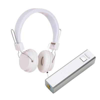 Quando o assunto é tecnologia, temos diversos itens para você: carregador portátil (power bank), fone de ouvido, caixa de som, pen drive... Quer um ki... - Thap  Brindes