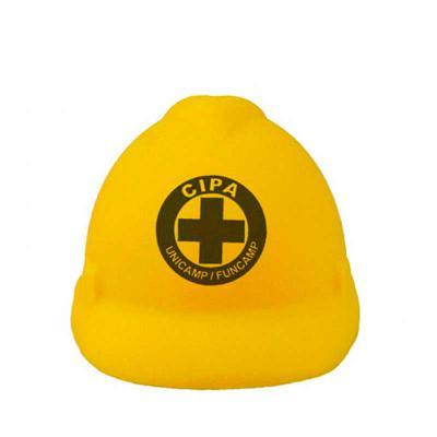 Anti-stress capacete Amarelo.