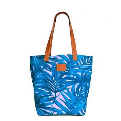 Bolsa de praia Estampada