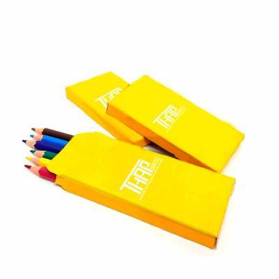 Caixa de lápis personalizada