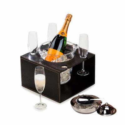 Kit Champagne Personalizado Diversos tipos de kit com os melhores champanhes.