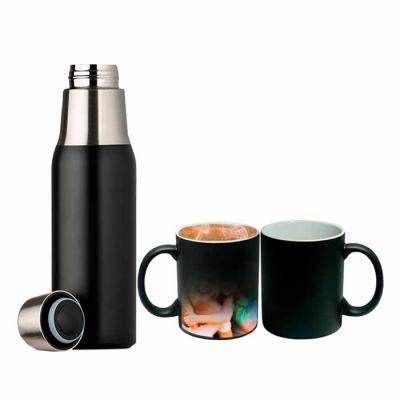 thap-papeis-e-brindes - Diversos modelos de caneca e garrafa para você montar o seu kit.