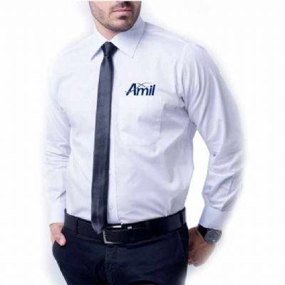 Camisa social - Fit Camisetas