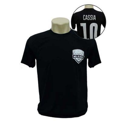 Fit Camisetas - Camiseta personalizada com nome e número nas costas