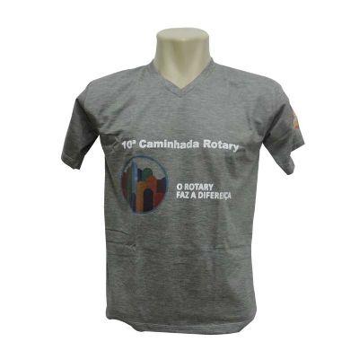 Camiseta Gola V - Fit Camisetas