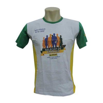 Camiseta esportiva - Fit Camisetas