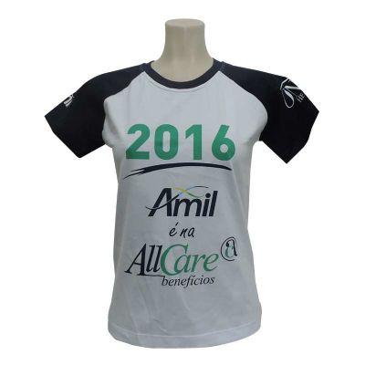 58f831b18d Camiseta Baby Look Personalizada - Fit Camisetas