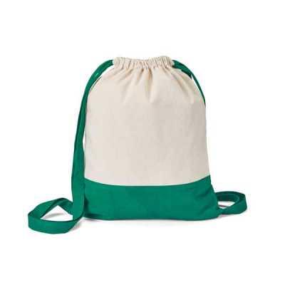 Mochila saco em algodão - Job Promocional