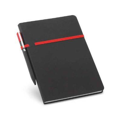 Job Promocional - Caderno com caneta