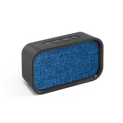Caixa de som com bluetooth e rádio FM