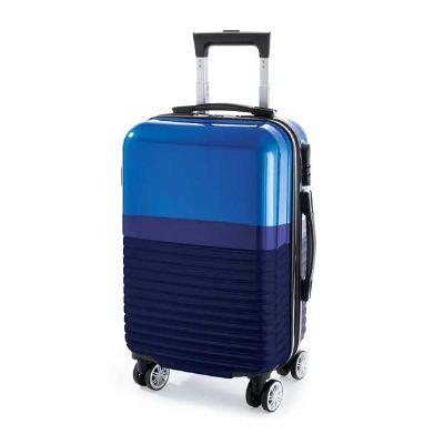 Job Promocional - Mala de Viagem ABS- Azul