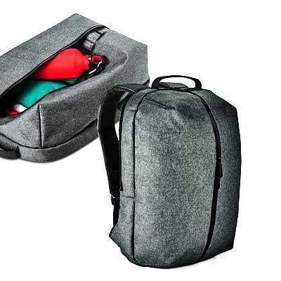 Mochila esportiva com porta notebook - Job Promocional