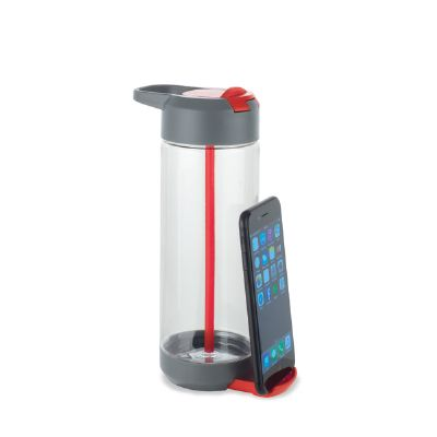 job-promocional - Squeeze com suporte para celular