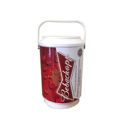 YepUp Presentes Criativos - Cooler personalizado 6 latas