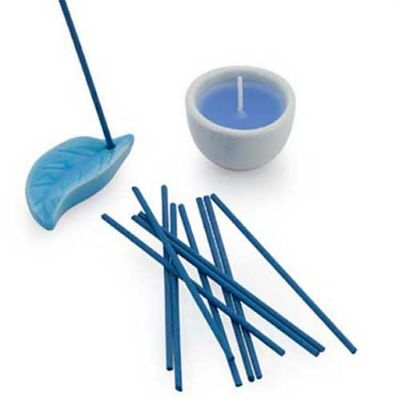 yepup - Conjunto velas e incenso personalizado