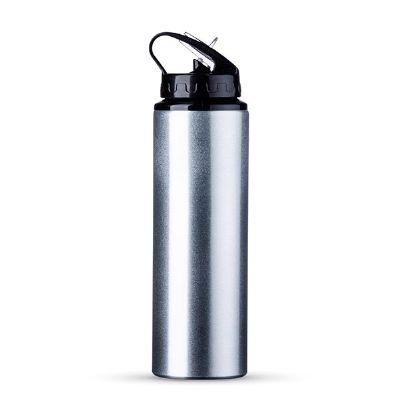 yepup - Squeeze em alumínio com canudo