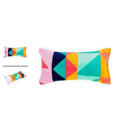 Kit praia com toalha e almofada personalizada - YepUp Presentes Criativos