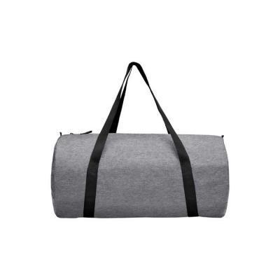 Bolsa de academia personalizada em algodão, com alça tiracolo. Medidas do produto: 45 x 25 x 27 cm.