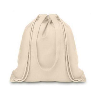YepUp - Mochila saco esportiva em algodão
