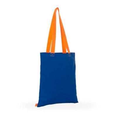 Sacola ecobag personalizada em algodão, com alça 55 cm. Medidas do produto: 42 x 35 cm.