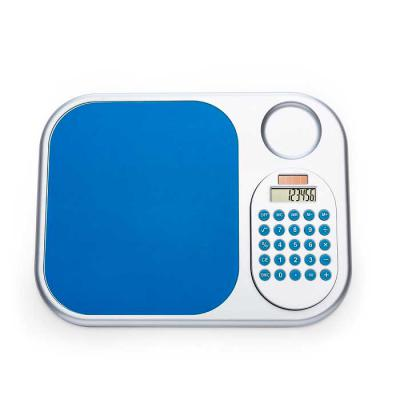 abra-promocional - Mouse Pad com Calculadora Solar