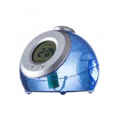 Relógio Movido à Água - Abra Promocional